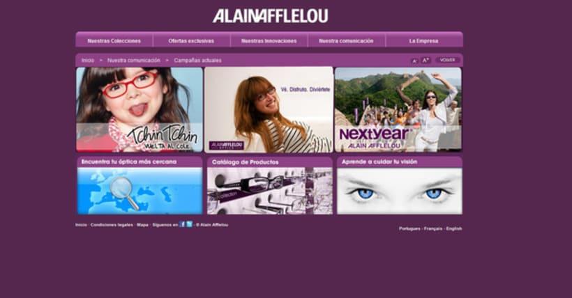 Alain Afflelou - Aula Creactiva 4