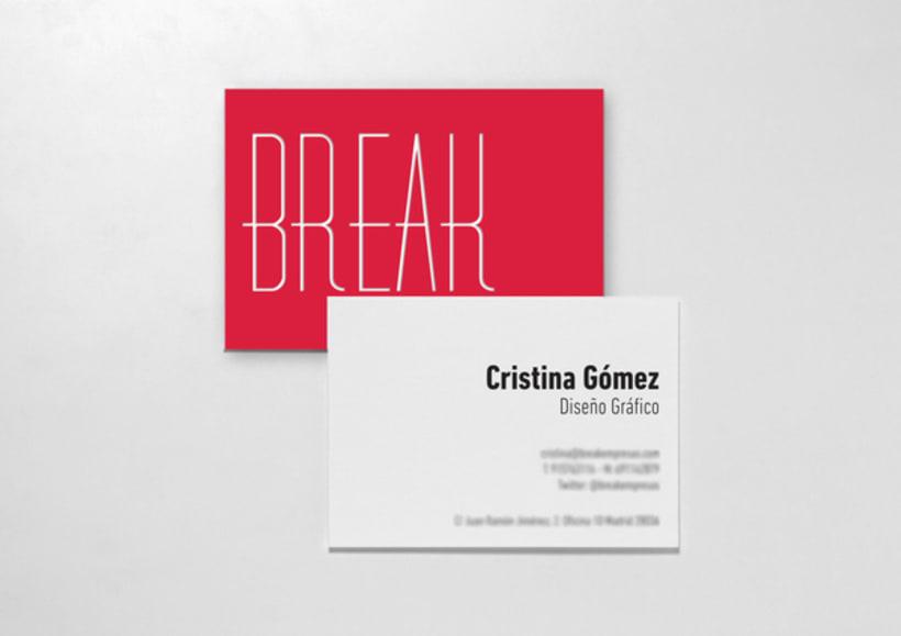 Logotipo Break empresas 4
