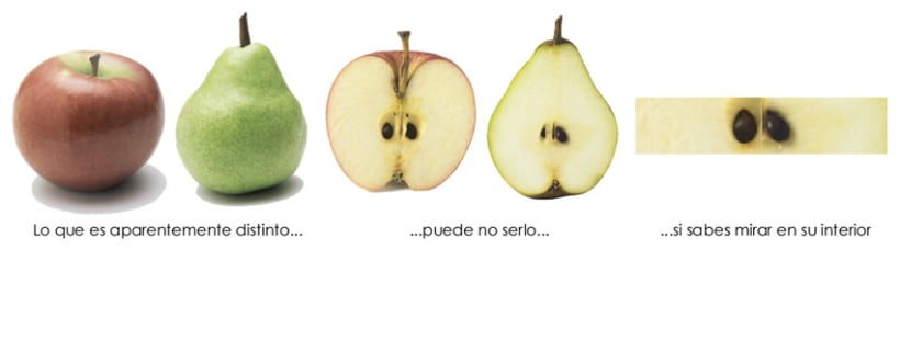 Peras y manzanas 2
