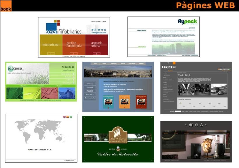 Pàgines Web 2