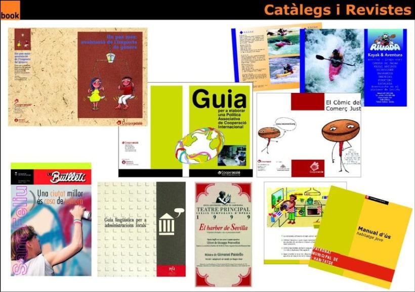 Catàlegs i Revistes 2