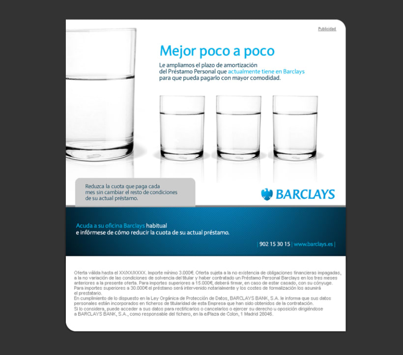 E-mailing Barclays 1