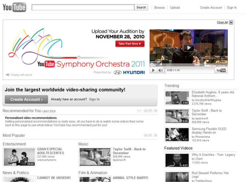 YouTube Symphony Orchestra 3