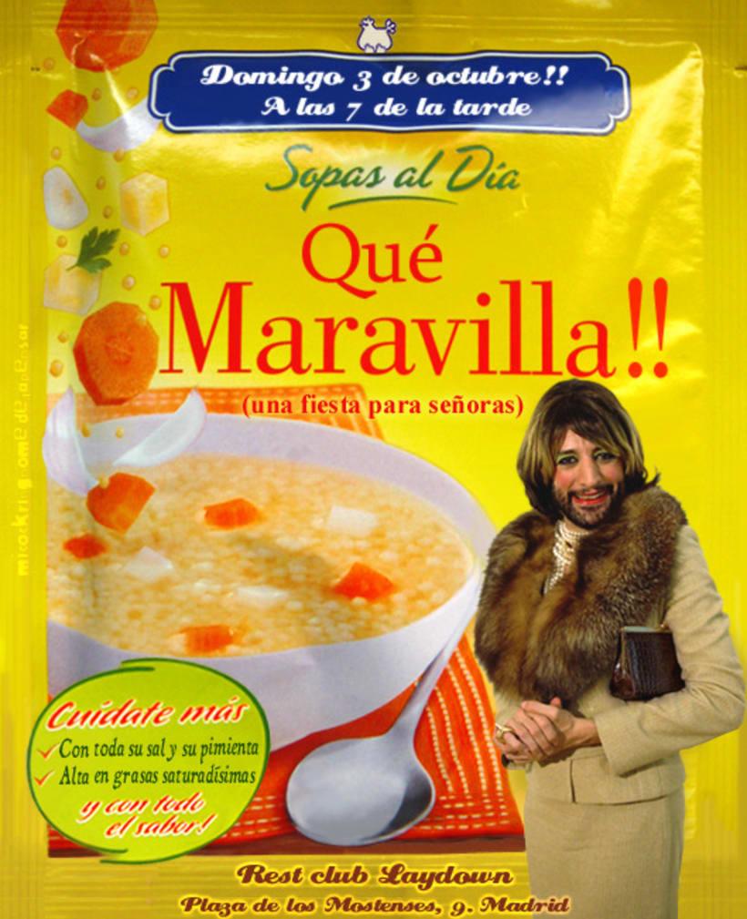 Sopa Maravilla 3