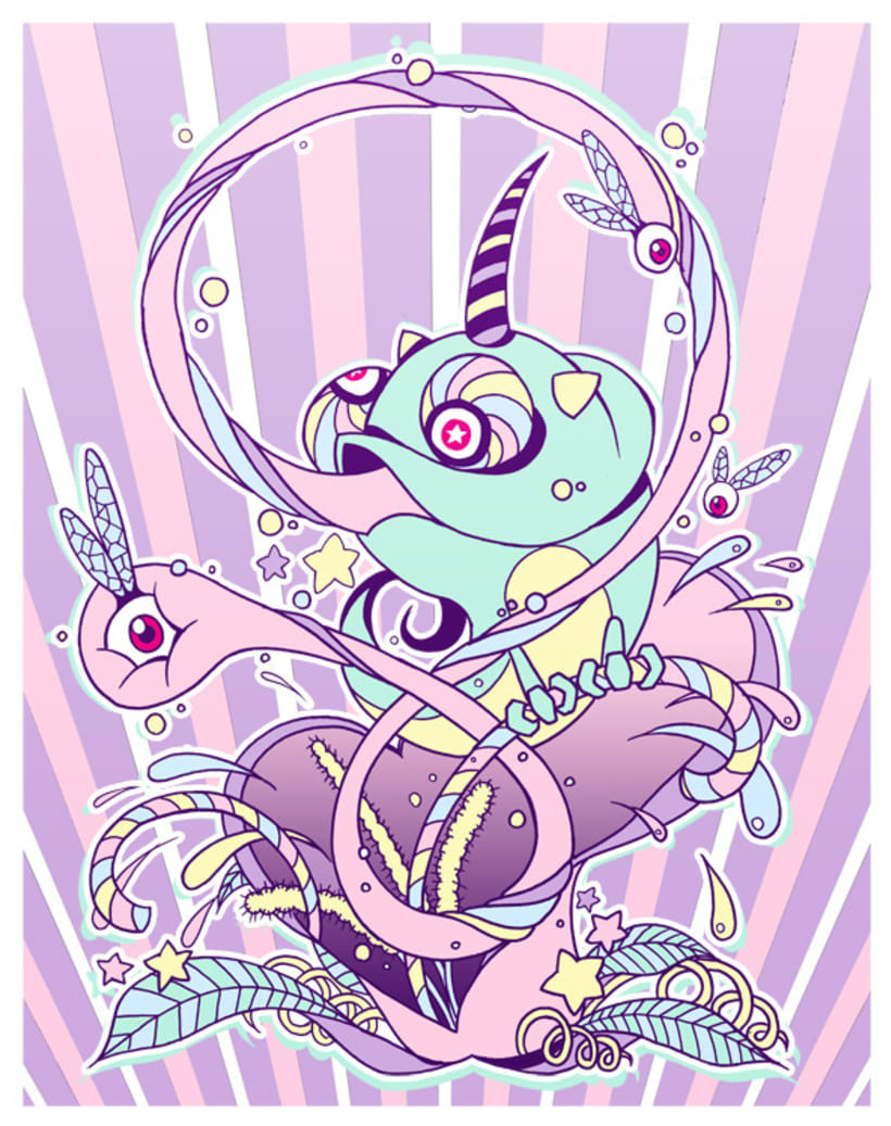 Psychedelic carnival 1