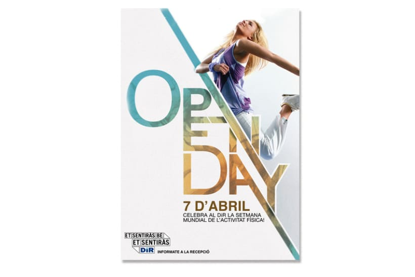 Open Day 1