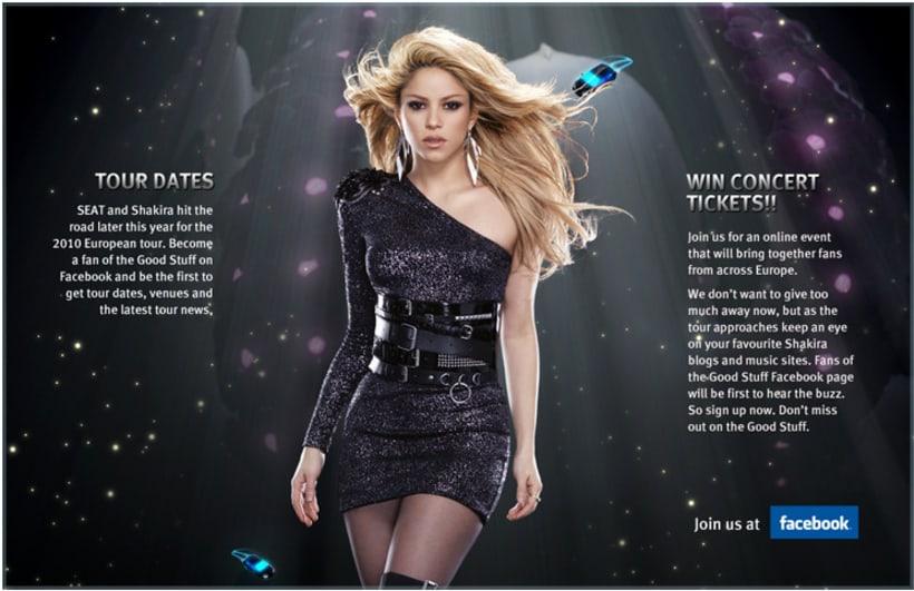 Good Stuff: SEAT & Shakira 5