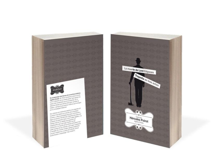 Colección Hércules Poirot 4