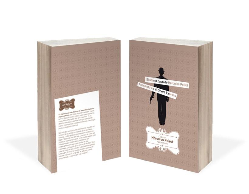 Colección Hércules Poirot 6