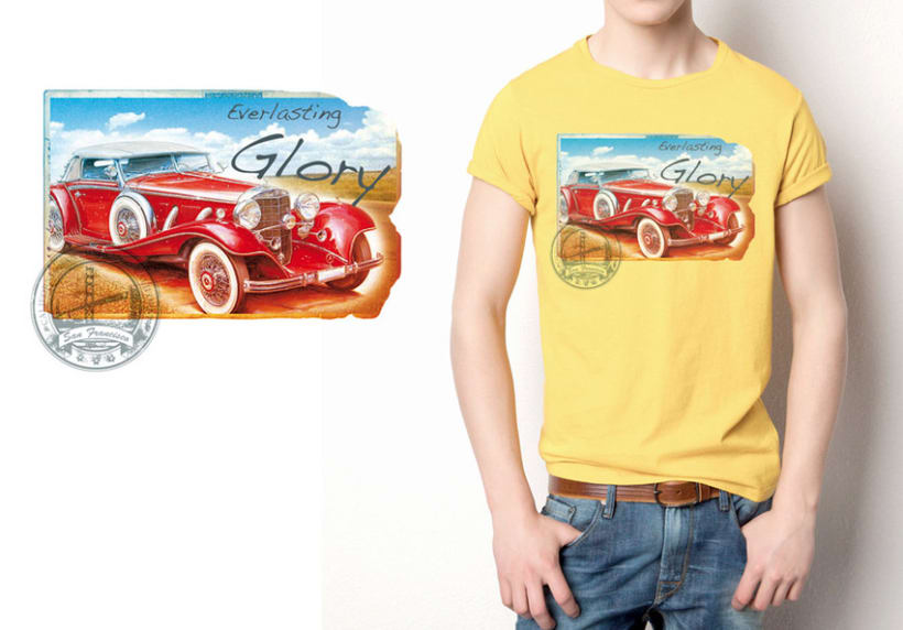 Colección camisetas Hombre 8