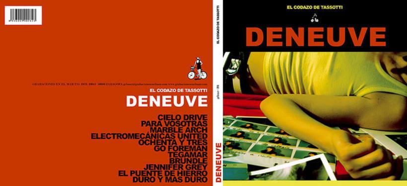 Deneuve / El Codazo de Tassotti 7