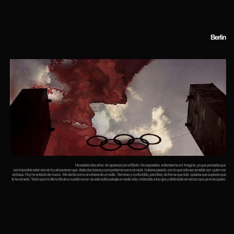 Deneuve / El adiós salvaje 9