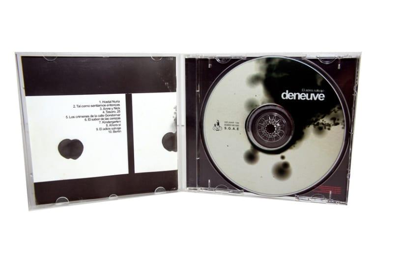 Deneuve / El adiós salvaje 3