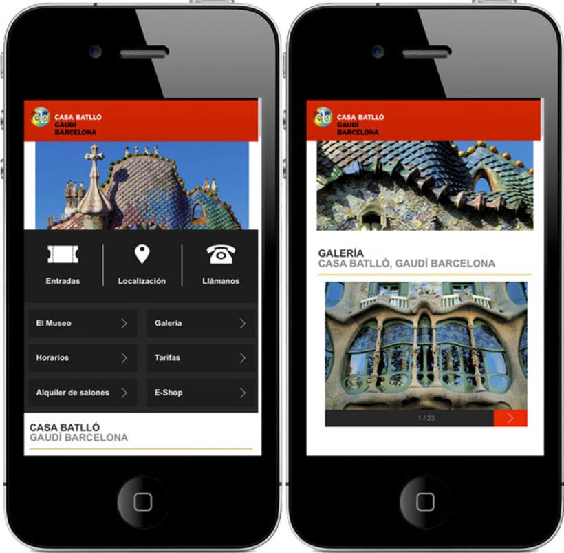 Barcelona Go Mobile 2