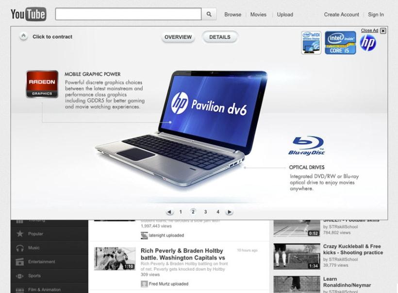 YouTube Rich Media 5