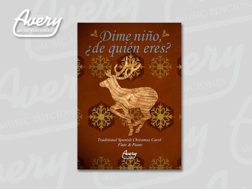 Diseño Editorial. Avery Music Ediciones 22