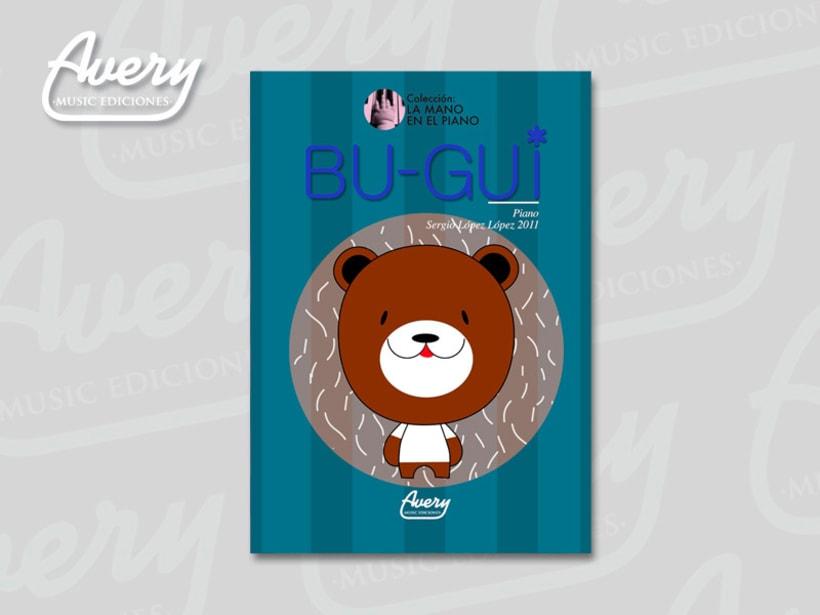 Diseño Editorial. Avery Music Ediciones 21