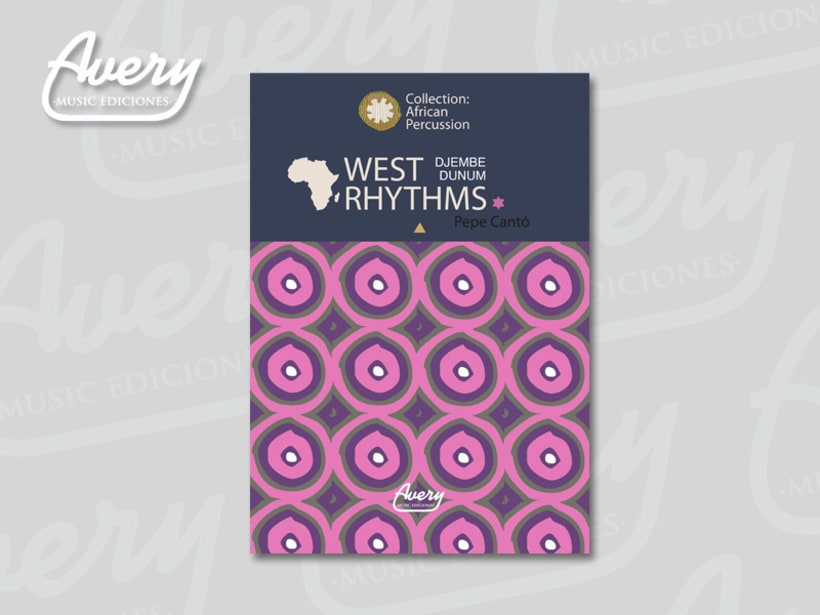 Diseño Editorial. Avery Music Ediciones 20