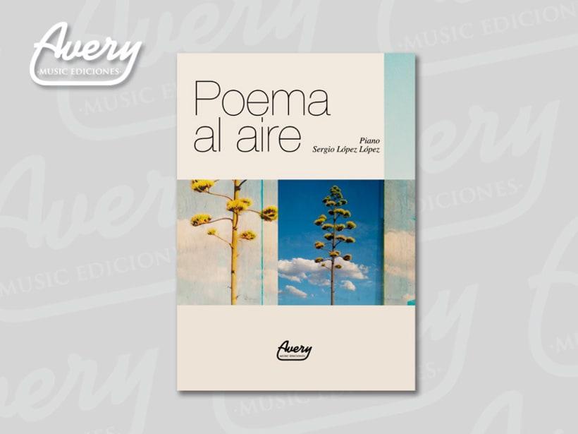Diseño Editorial. Avery Music Ediciones 18