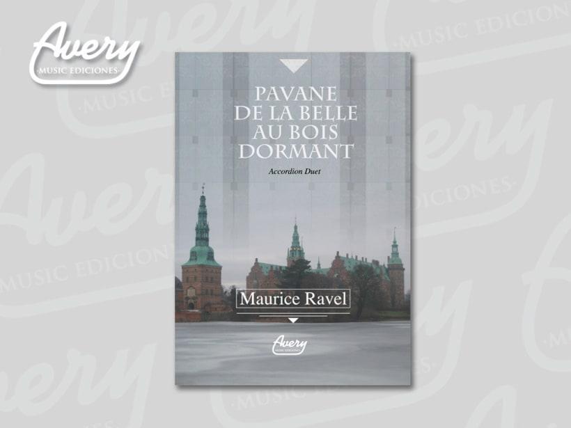 Diseño Editorial. Avery Music Ediciones 17