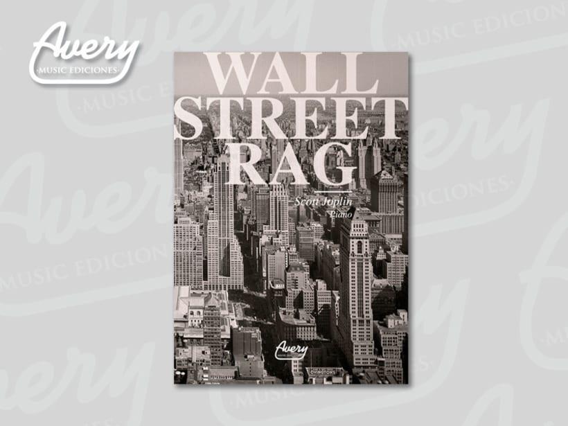 Diseño Editorial. Avery Music Ediciones 14