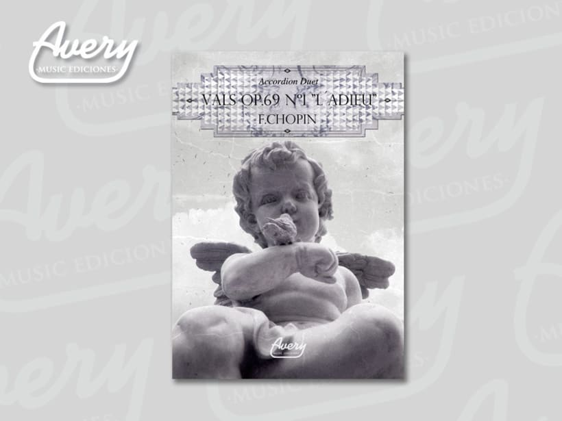 Diseño Editorial. Avery Music Ediciones 13