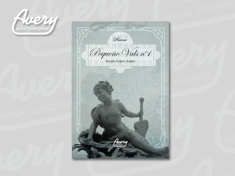 Diseño Editorial. Avery Music Ediciones 11