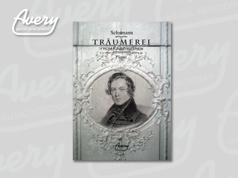 Diseño Editorial. Avery Music Ediciones 9