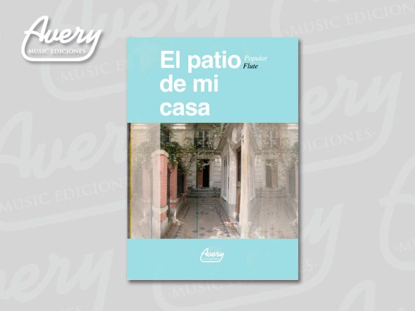 Diseño Editorial. Avery Music Ediciones 7