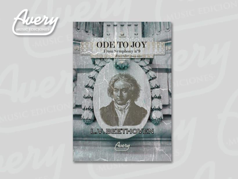 Diseño Editorial. Avery Music Ediciones 6