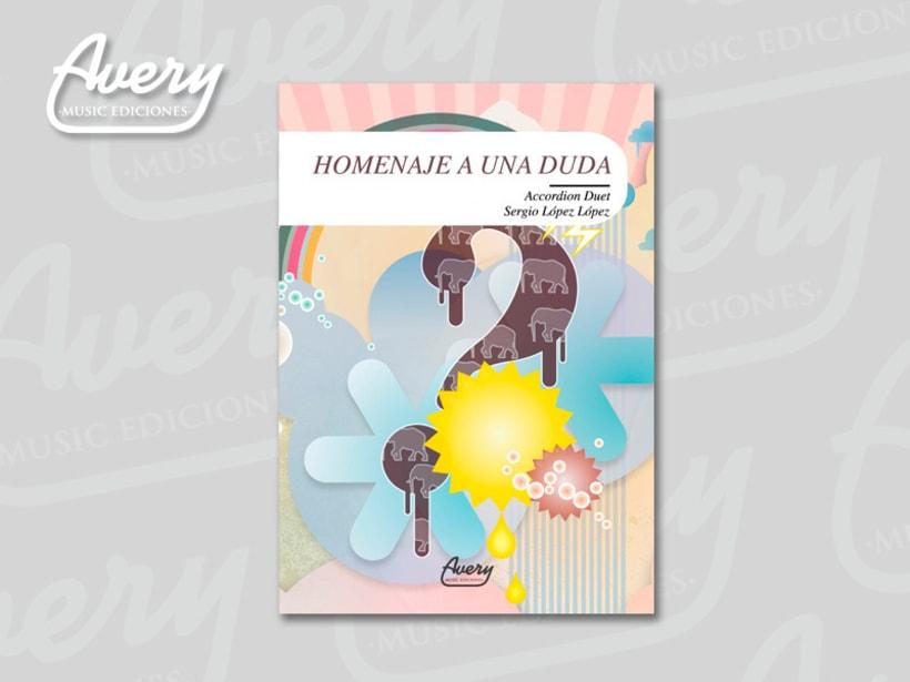 Diseño Editorial. Avery Music Ediciones 5