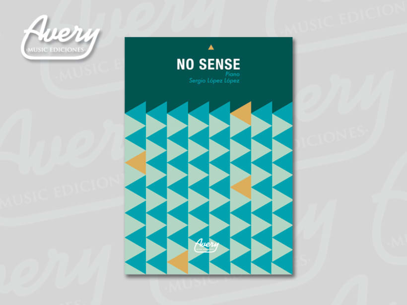 Diseño Editorial. Avery Music Ediciones 3