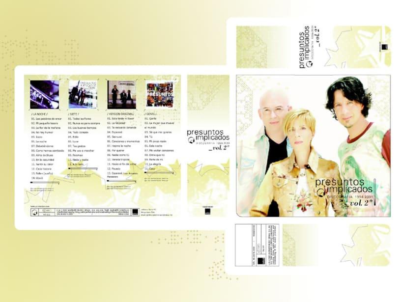 Diseño Discográfico 23