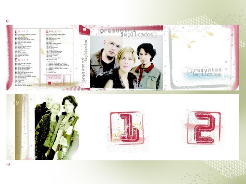 Diseño Discográfico 22
