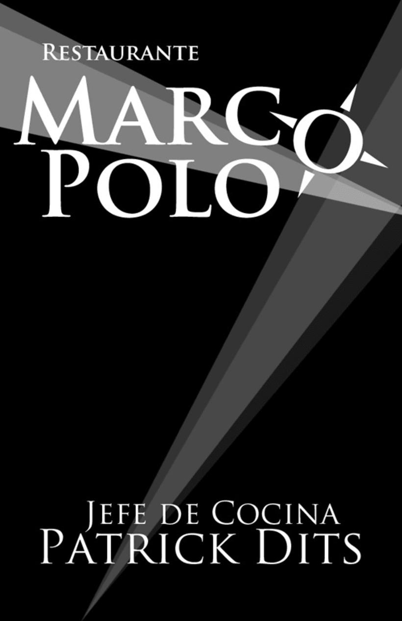Imagen Corporativa restaurante Marco Polo 10