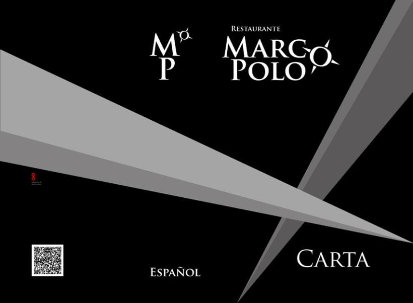 Imagen Corporativa restaurante Marco Polo 8