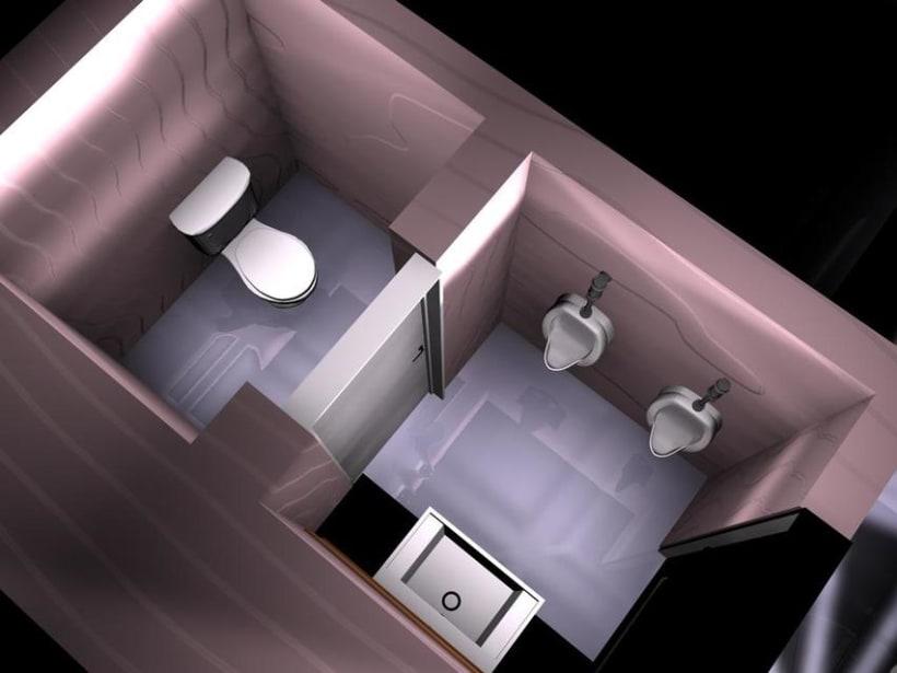 Baños 3D 2