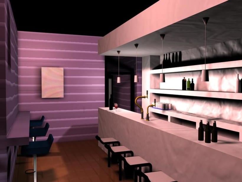 Bar 3D 4