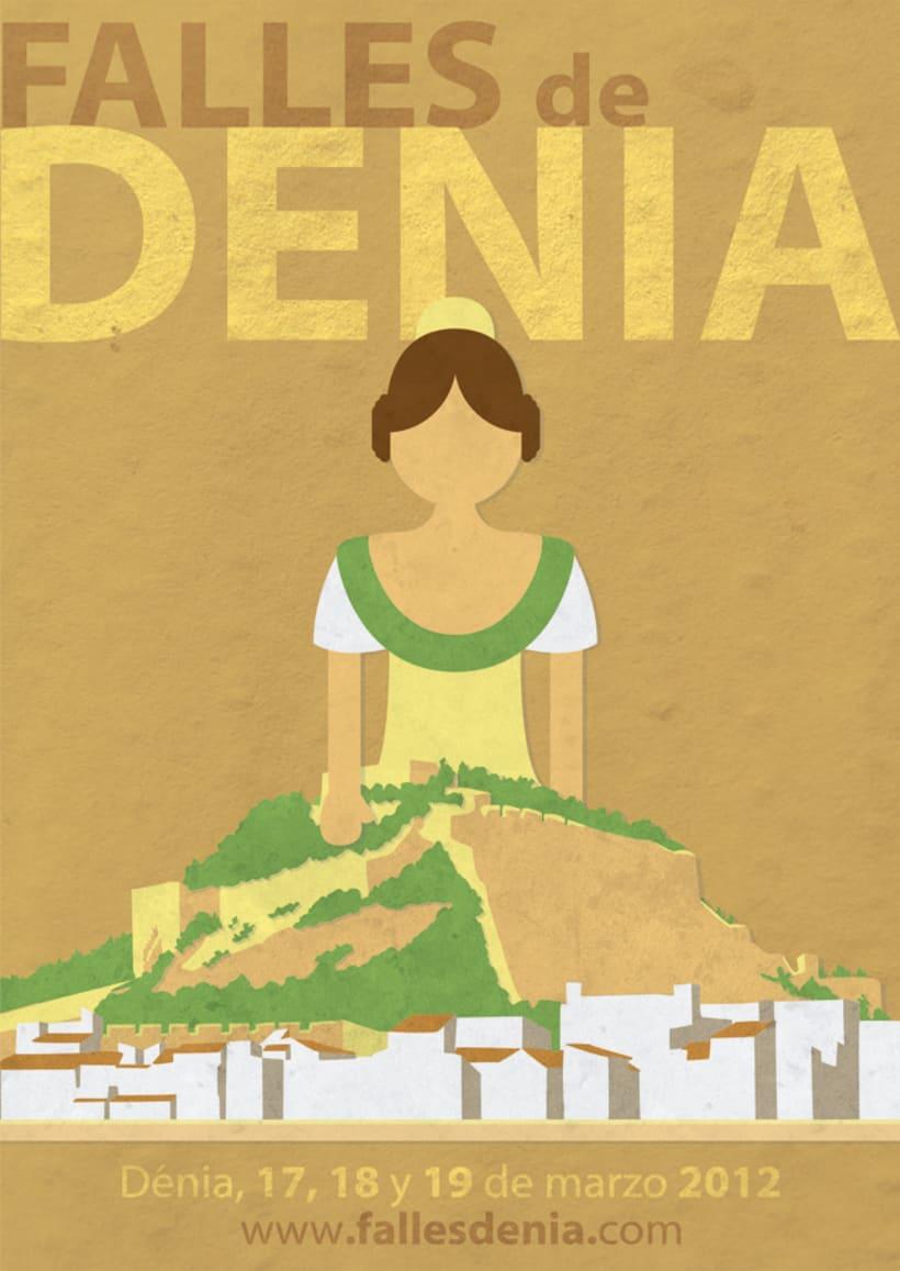 Propuesta cartel Falles Dénia 1