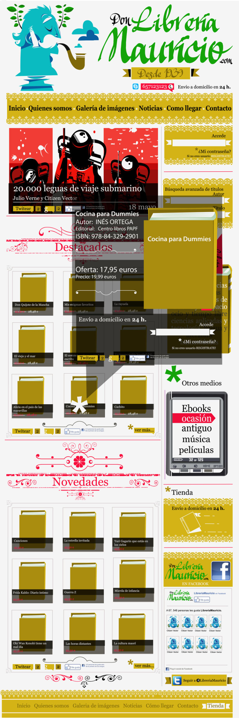 Diseño web: Retina Display 2