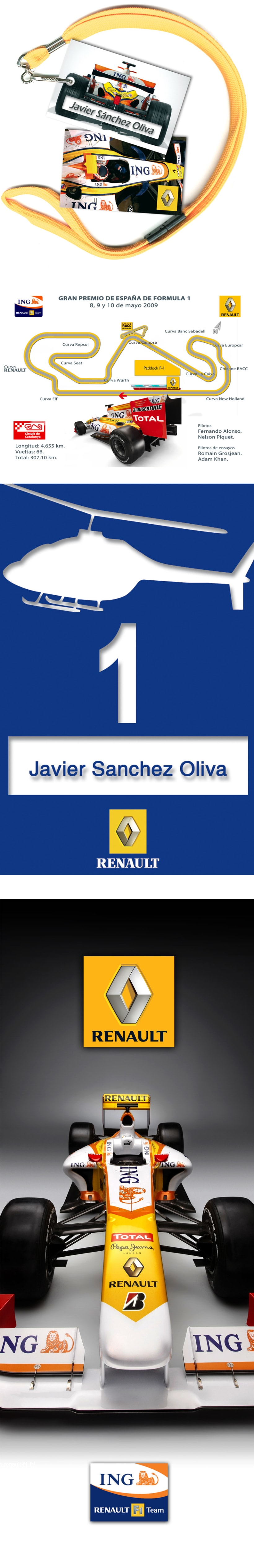 Renault Gran Premio de Montmeló 2