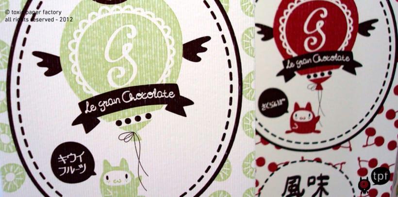 Le gran chocolate 2