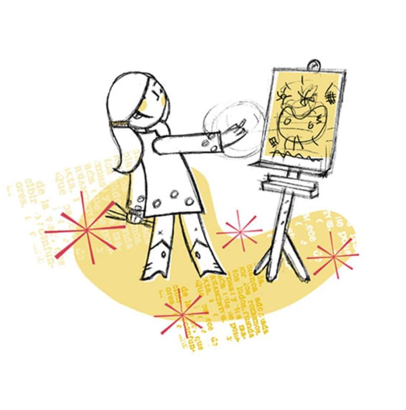 Iustración Infantil 6