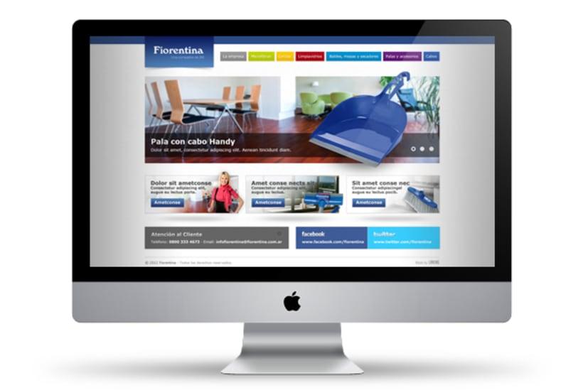 Fiorentina new website 1