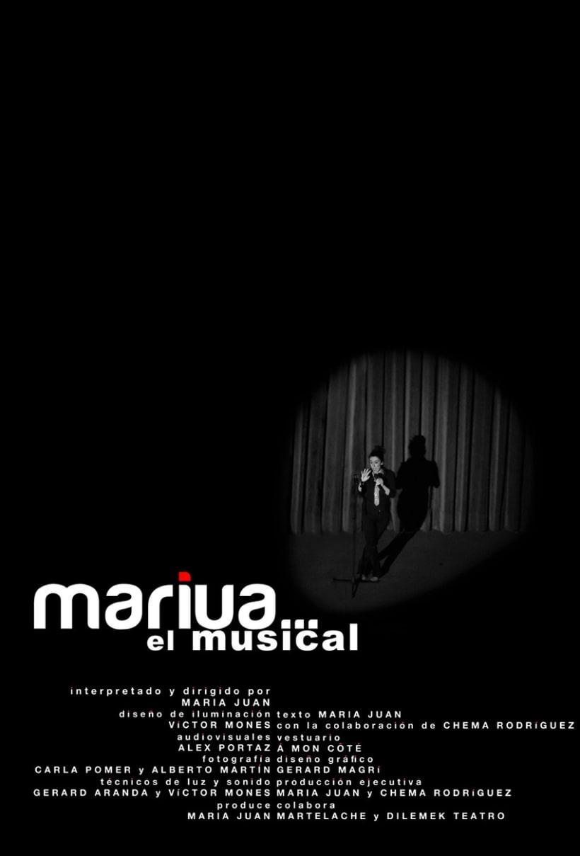 Mariua... el musical 3
