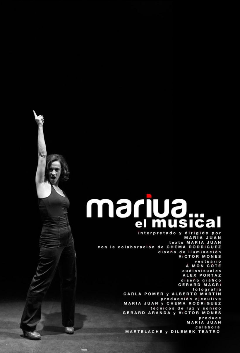 Mariua... el musical 2