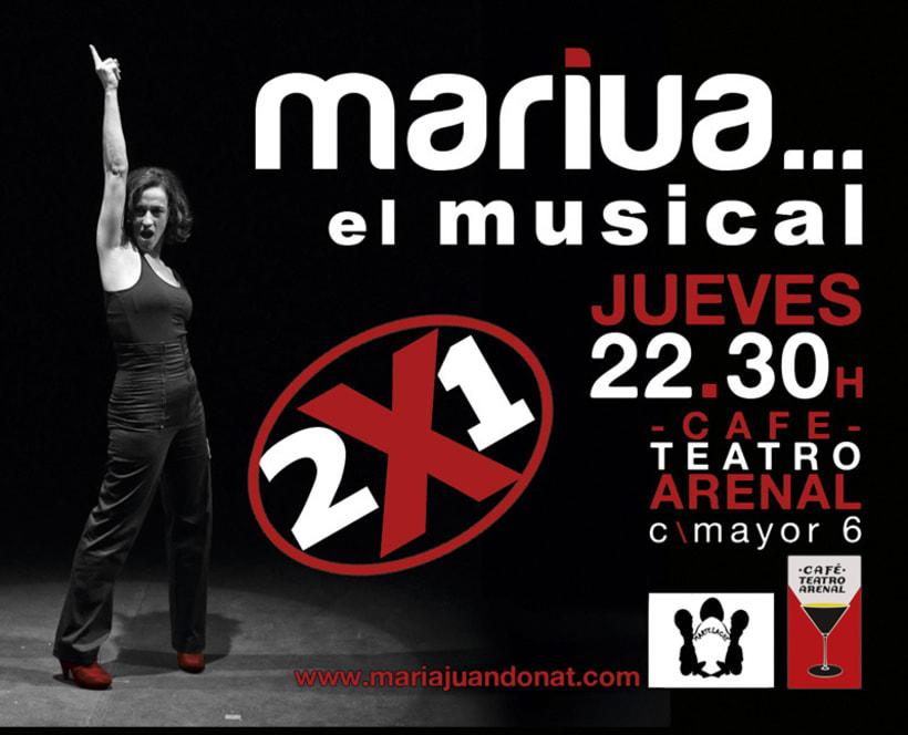 Mariua... el musical 7