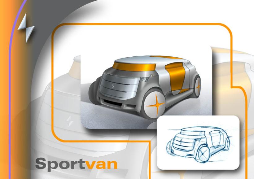 SportVan 1