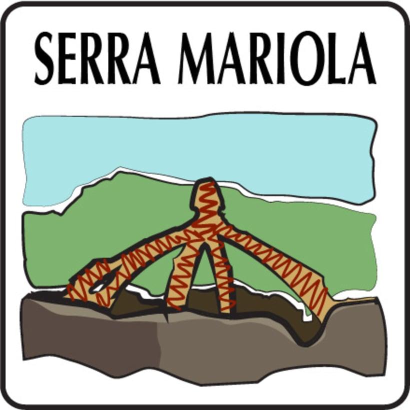 Serra Mariola Trademark Logos 1
