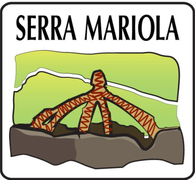 Serra Mariola Trademark Logos 2